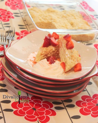Strawberry shortcake blog