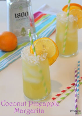 coconut-pineapple-margarita